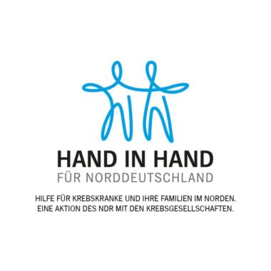 Hand in Hand für Norddeutschland: NDR startet Benefizaktion zugunsten von Krebskranken und ihren Angehörigen
