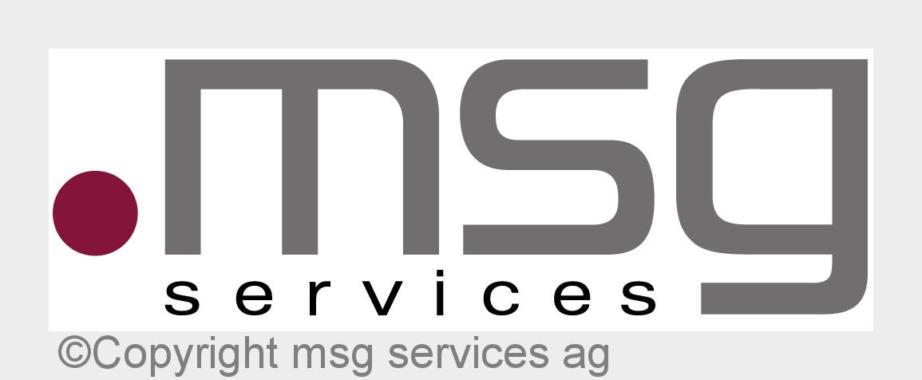 Wirtschaftsmagazin brand eins: msg services zählt zu den besten IT-Dienstleistern in Deutschland