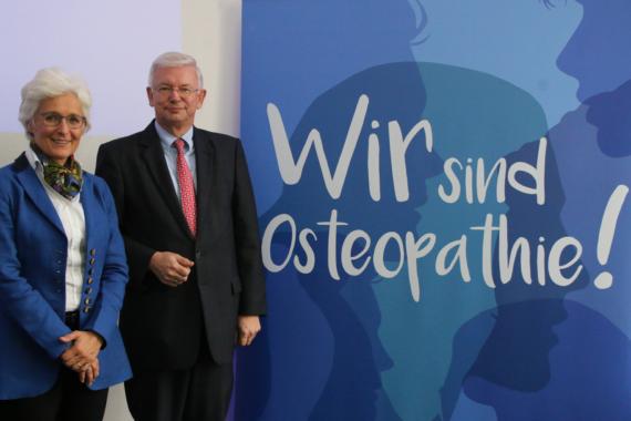 Osteopathie ist fester Bestandteil der medizinischen Versorgung / 25 Jahre Verband der Osteopathen Deutschland (VOD) e.V.: Größter Berufsverband feiert Jubiläum