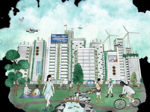 Neue Arup-Studie zeigt Best-Case and Worst-Case Szenarien für die Zukunft unseres Planeten