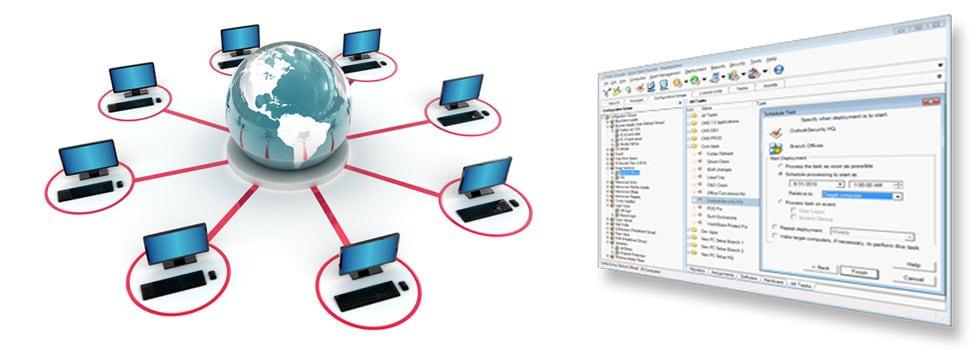 Softwareverteilung für 80 Cent verfügbar, einfach und schnell Windows 10 im Griff