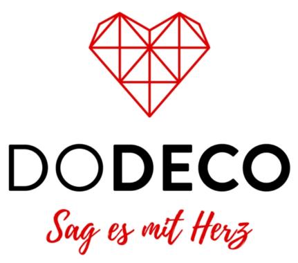 Valentinstag 2020: Sag es mit Herz – Romantische Botschaften werden mit DoDeco Spruchrahmen zu bleibenden Erinnerungen