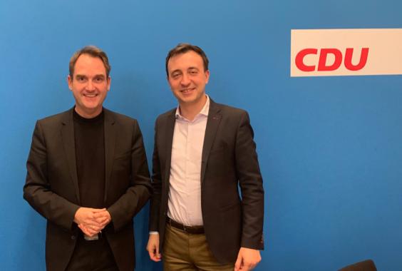 CDU setzt auf GRÜN Software