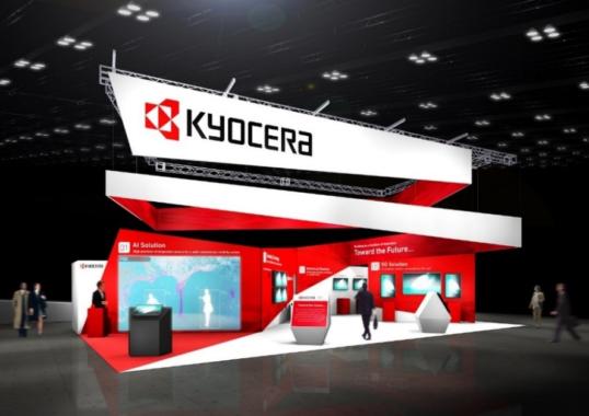 Kyocera zeigt KI-, 5G- und Mobilitätstechnologien auf der CES 2020