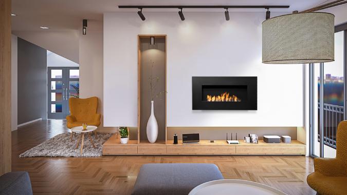 Ethanol-Kamine: Feuer und Flamme in jedem Raum