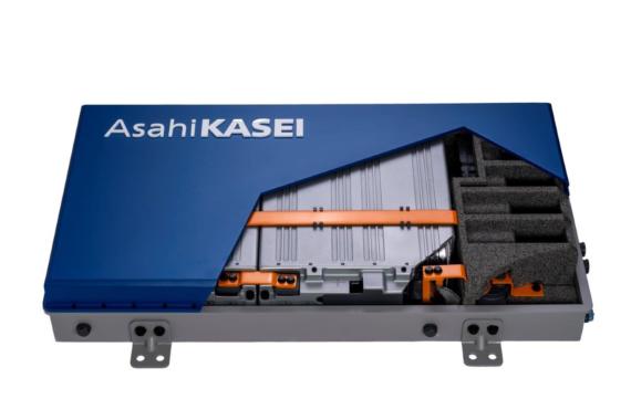 Asahi Kasei präsentiert fortschrittliche Batteriematerialien bei der AABC Europe 2020 in Wiesbaden