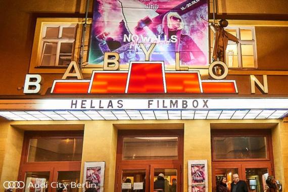 Hellas Filmbox 5. Edition,15.-19.01.2020 im Kino Babylon Berlin – Feminine, sunny & blue!