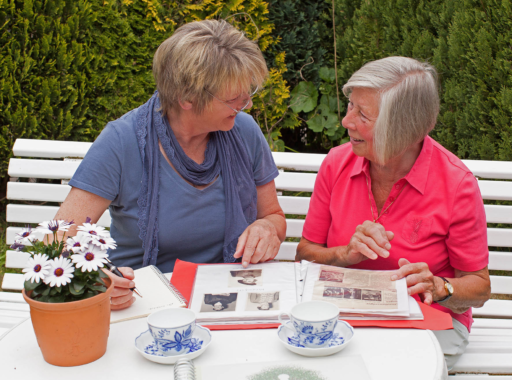 Senioren-Assistenz ergänzt Pflege