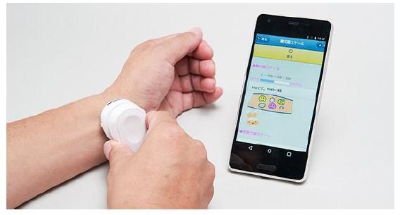 Vom Smartphone zu Smart Health: Das weltweit erste intelligente Überwachungssystem des Zuckerstoffwechsels von Kyocera