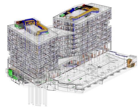 Von Pilotprojekten zum Standard: WOLFF & MÜLLER setzt bei allen Hochbauprojekten auf BIM
