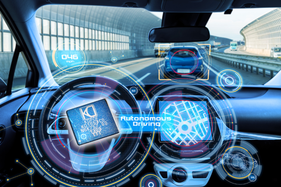 KDPOF Demos First 25 Gb/s Automotive-grade Optical Network