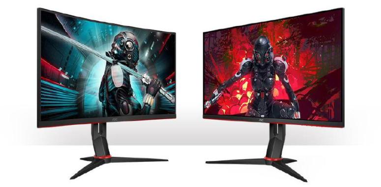 Neuzugänge für die G2-Serie: Gaming-Monitorspezialist AOC präsentiert zwei 68,6 cm (27″)-QHD-Displays mit erstklassigen Features