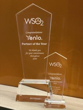 WSO2 zeichnet Integrationsspezialist Yenlo mit Partner of the Year Award 2019 aus
