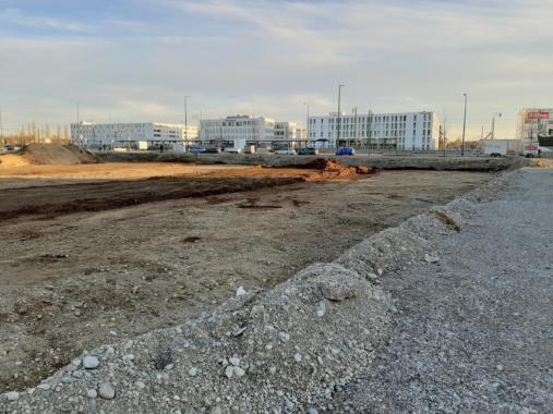 Rosa-Alscher Gruppe treibt Bauvorbereitungen voran
