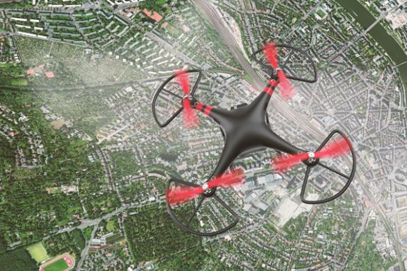 Bündnis zur 360-Grad-Drohnendetektion gestartet