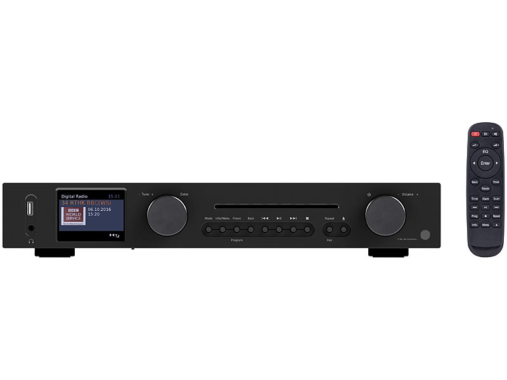 VR-Radio WLAN-HiFi-Tuner IRS-695.cd mit Internetradio