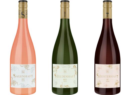 Sagenhaft, Heldenhaft und Meisterhaft – die drei Neuen bei den Weingärtnern Cleebronn & Güglingen