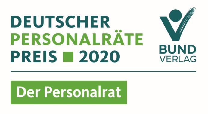 Deutscher Personalräte-Preis: Bewerbungsrunde eröffnet