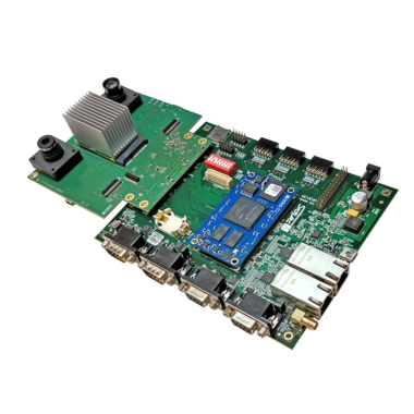 """ARIES Embedded Will Present Embedded Vision Kit """"C-Vision"""" at Embedded World"""