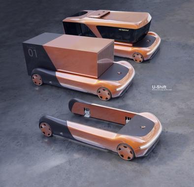 Wo der Roboter-Tankwart elektrischen Strom nachlädt