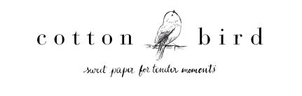 Cottonbird – Kreative Papeterie, stilvoll und personalisiert passend zu jedem Anlass