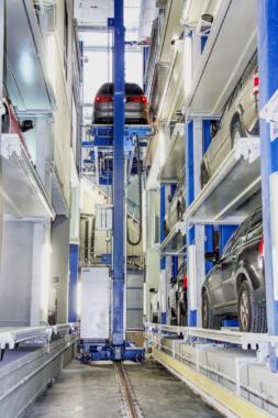 """STOPA präsentiert Lösungen im Bereich """"vollautomatische Parkhaussysteme"""" auf der DigitalBAU"""