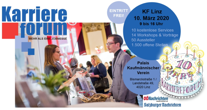 Karriereforum Linz