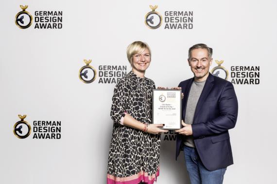 """Wegner & Partner erhält """"German Design Award 2020"""""""