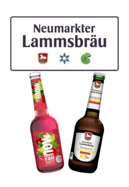 Neumarkter Lammsbräu mit zwei Neuprodukten zur BIOFACH 2020