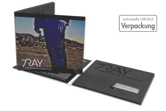 Individuelle USB Stick Verpackung ab 25 Stück