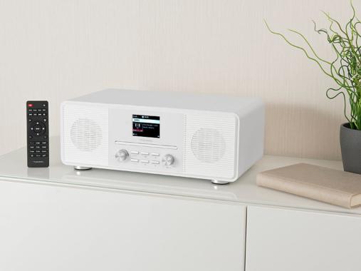VR-Radio Stereo-Internetradio IRS-680 mit CD-Player, DAB+