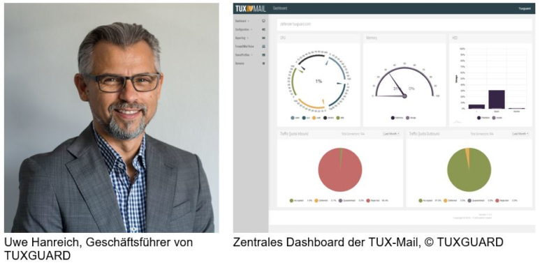 TUXGUARD auf dem Cyber Security Fairevent