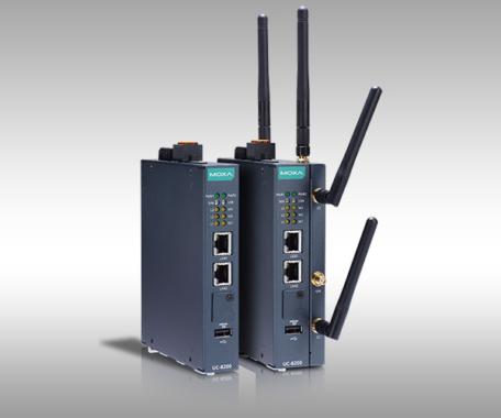Dual-Core-Arm-basierte IIoT-Gateways mit 4G-LTE/Wi-Fi