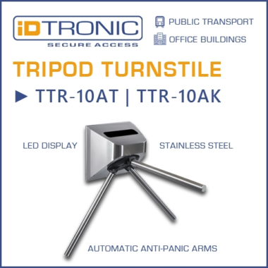TTR-10AK   TTR-10AT: Tripod Drehsperre