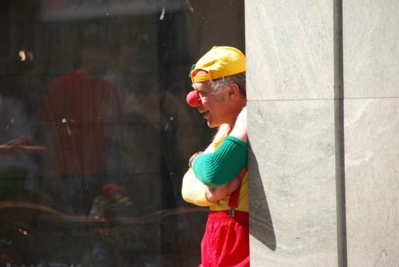 Die Weisheit des Stolperns- Intensivausbildung zum Clown