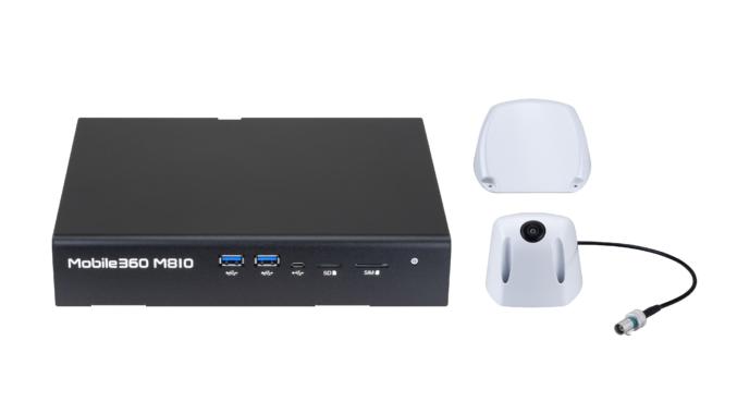 Mit dem Mobile360 M810 System präsentiert VIA auf der Embedded World 2020 eine innovative Sicherheitslösung für Großfahrzeuge