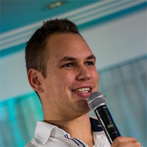 Daniel Huchler ist einer der Top Speaker, auf der vierten Speaker Cruise der Welt von Ernst Crameri, vom 13. bis 14. März 2020 ab Düsseldorf