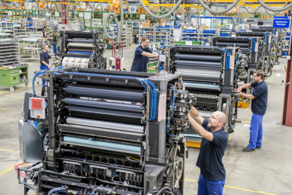 dotSource realisiert weltweit einzigartiges PIM-Projekt bei Heidelberger Druckmaschinen AG in Rekordzeit