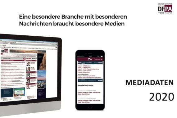 Aktuelle Mediadaten 2020: DFPA Mediaberatung, Werbung, Online- und Content-Marketing für Finanzen und Finanzdienstleister