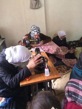 """Weltfrauentag 2020 – die Zeltschule sucht nach Unterstützung für Women""""s Workshops im Libanon"""