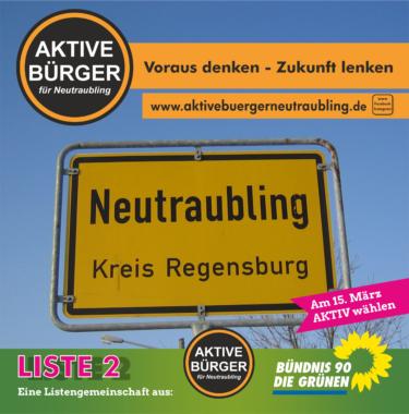"""Stadtrat Neutraubling: Aktive für mehr """"grüne"""" Politik"""