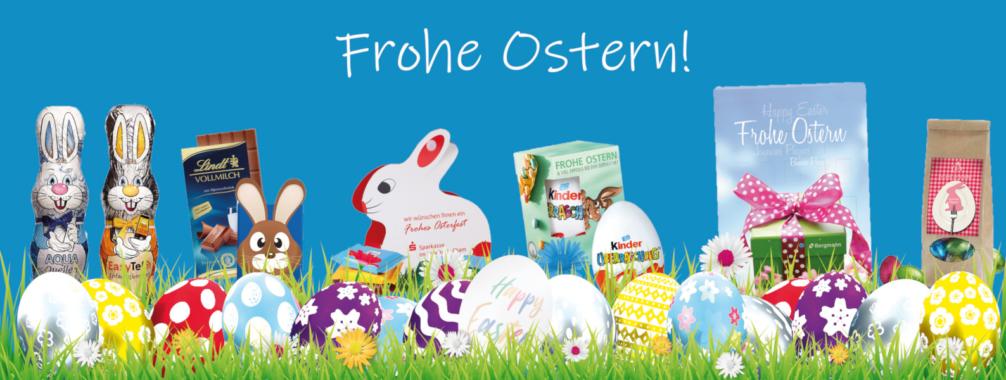 brilliant promotion® stockt das Ostersortiment auf