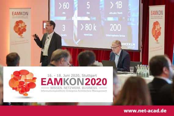 EAMKON2020 – Enterprise Architecture Management Konferenz (EAM)