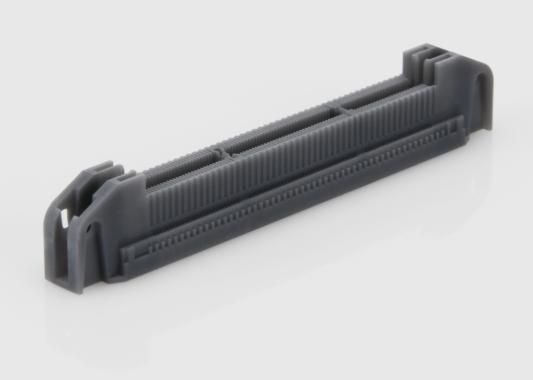 Neues 3D-Druck-Material MicroFine Grey von Protolabs für Teile mit ausgeprägten Details