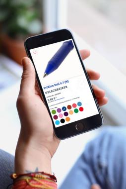Ein Stift für alle Fälle: Interlutions gestaltet Kreativ-Webshop für Pilot Pen