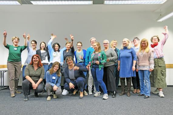 Business-Mentoring: Frauen unterstützen Frauen