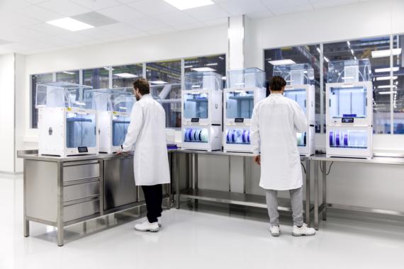 ERIKS kooperiert mit Ultimaker um die 3D-Druck-Kapazitäten für OEM- und MRO-Industrie auszubauen