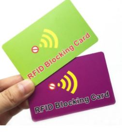Neu im Programm: Kronenberg24 RFID Blocking Card  mit 100 % Kartenschutz