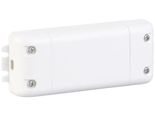 Luminea Home Control WLAN-Schalter für Sprachsteuerung