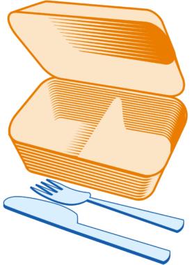 Pack4Food24.de als zuverlässiger Partner für Außerhausverpackungen und EInweggeschirr